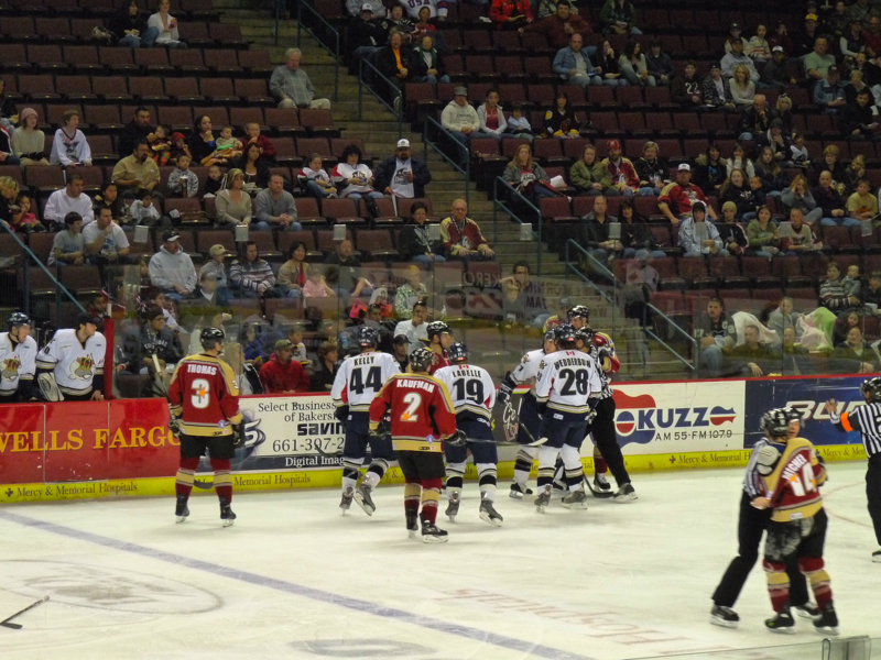 Offer Up Bakersfield >> Two Days of the Condors: Game 1