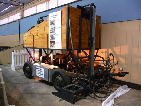 Paramount Iceland And The First Zamboni