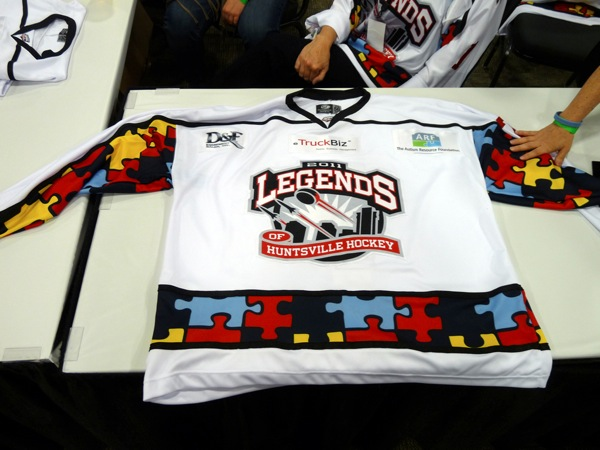 White Jersey Front