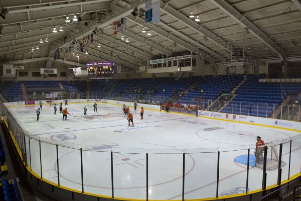 Johnstown Tomahawks Vs Keystone Ice Miners The Past Is The Past